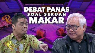 Video Debat Panas Riza Patria & Soleman Ponto Soal Seruan Makar| BPN Tolak Penghitungan KPU - ROSI (3) MP3, 3GP, MP4, WEBM, AVI, FLV Juni 2019