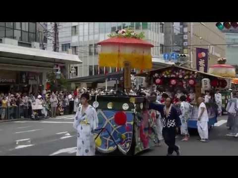 140724花傘巡行2 (видео)