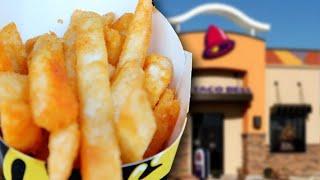 Video Are Taco Bell's Nacho Fries Worth $1.00? MP3, 3GP, MP4, WEBM, AVI, FLV April 2018
