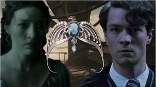 Nonton What Happened When Tom Riddle Met  The Grey Lady   Helena Ravenclaw  Film Subtitle Indonesia Streaming Movie Download