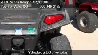9. 2009 Polaris Ranger RZR 800 EFI AWD - for sale in Montrose,
