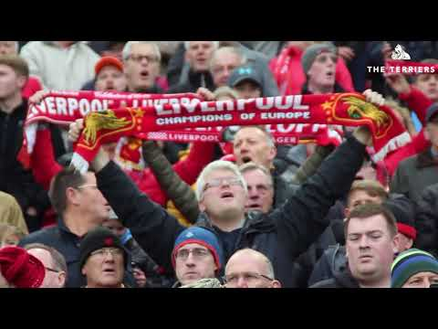 MATCH DAY: Liverpool Vs Huddersfield Town