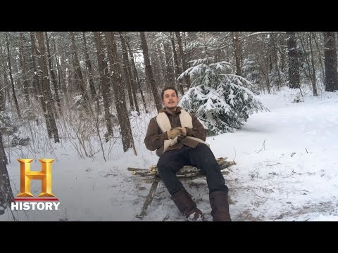 Alone: Zach's Casting Submission (Season 3) | History