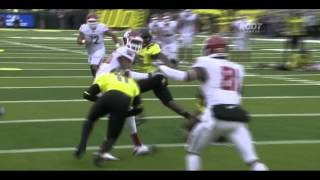 Marquess Wilson vs Oregon (2011)