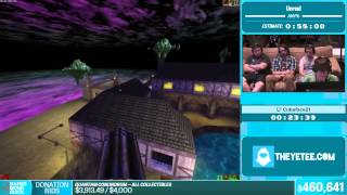 Unreal by Cubeface in 43:26 - Summer Games Done Quick 2015 - Part 100