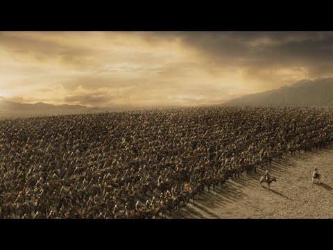Return of the King: The Ride of the Rohirrim [4K]