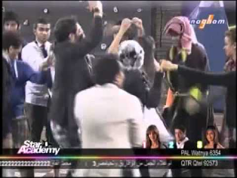 Watch Mohammad Al kak And Layan Bazlamit's Wedding In Star Academy 8