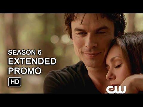 The Vampire Diaries Season 6 - 'Move On' Promo [HD]