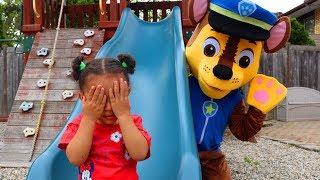 Peek a Boo Song | Leah Play's Time Nursery Rhymes & Kids Songs