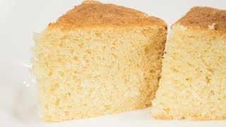 Today, let's make a Perfect Vanilla Sponge Cake in Pressure Cooker. This super-soft spongy basic cake is a perfect eggless cake for you to make as a base cake for gateaux, pastries or even as a tea cake. Recipe for Condensed Milk: https://goo.gl/OCkZzMMore Easy Eggless Cakes: https://goo.gl/su6VzuGet White Vinegar on Amazon : http://amzn.to/2qrbIspWeighing Scale on Amazon: http://amzn.to/2kSgAUgMeasuring cups on Amazon: http://amzn.to/2kSeW5a---------------------Subscribe to #seesomethingnew: http://goo.gl/Pw8vy7 Follow CookingShooking on Instagram @Cooking.ShookingFollow Yaman on Instagram @yaman.agBusiness Emails - business@cookingshooking.comIngredients:Salt - 1 cup (for baking)Butter - 3 tbsp / 42.5gOil - 3 tbsp / 42.5mlPowdered Sugar - 1/3 cup / 54gCondensed Milk - 3/4 cup / 240gMilk - 1 cup / 240mlVinegar - 1 1/2 tsp Choice of Essence - 1 tspFlour/Maida - 1 1/2 cups /  195g Baking Soda - 1/2 tspBaking Powder - 1 1/2 tsp--Method:Prepare a 7 inch cake tin by cutting parchment paper for it. Alternatively you can use butter paper or grease cake tin with butter and dust with flour.Add 1 cup of salt in a pressure cooker, then plate a perforated plate and a utensil wire stand in the bottom. Close the lid, remove the whistle and let it heat in medium-high flame.In a mixing bowl,  add butter, oil, powdered sugar and whip for a minute or two. Once it looks creamy, add in the condensed milk and start whipping until thick and slightly fluffy. Mix Vinegar, Vanilla Essence with the Room Temperature Milk and keep aside for a minute.Sieve the Flour, Baking Soda and Baking Powder together to mix everything well and incorporate air.Get back to the condensed milk mixture and add in half of the milk+vinegar mixture and mix to ensure everything's incorporated. Add all of the dry flour mixtures and whisk to ensure there are no lumps. Gradually add rest of the milk mixture to form a smooth & luscious batter.Stick the parchment paper to the cake tin using a little bit of batter and t