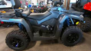 8. 2020 Can-Am Outlander MAX XT 570 - New ATV For Sale - Brookfield, WI