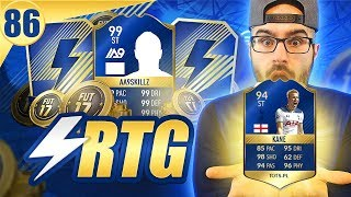 Video *MUST WATCH* TOTS 94 HARRY KANE THE GOAT! Road To Fut Champions FIFA 17 Ultimate Team #86 MP3, 3GP, MP4, WEBM, AVI, FLV Mei 2017