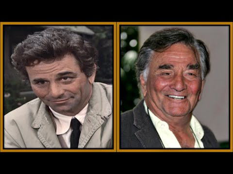 Columbo TV Series (1974-1975) 🌎 Then and Now