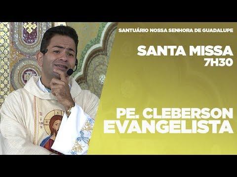 HOMILIA | PADRE CLEBERSON EVANGELISTA | 26/04/18