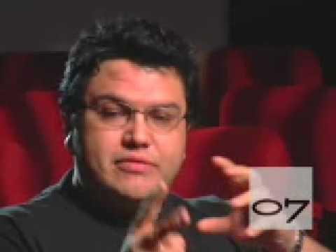 "Director and Co-Screenwriter Alfredo DeVilla on the world premiere of ""Adrift in Manhattan"" (2007)"