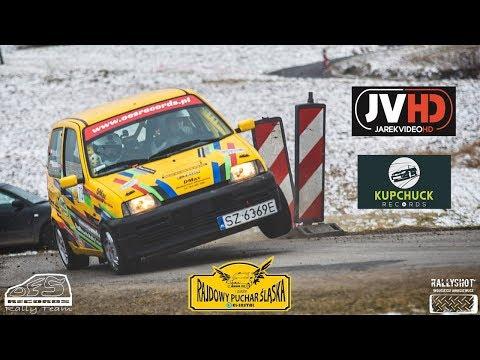 1 Runda Rajdowy Puchar Śląska 2018 - OesRecords Rally Team