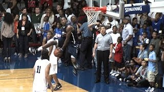 Kenneth Faried Crazy Dunking Highlights During the Lockout