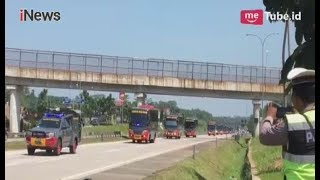 Video 145 Napi Dipindahkan, Polisi Berjaga Sepanjang Jalan ke Nusakambangan - iNews Sore 10/05 MP3, 3GP, MP4, WEBM, AVI, FLV Mei 2018