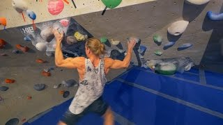 The Mighty Thor Has Found A Real Enemy! by Eric Karlsson Bouldering