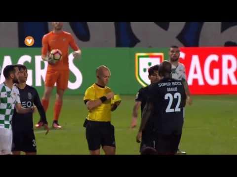 Download Moreirense x FC Porto: Expulsão de Danilo Pereira HD Mp4 3GP Video and MP3