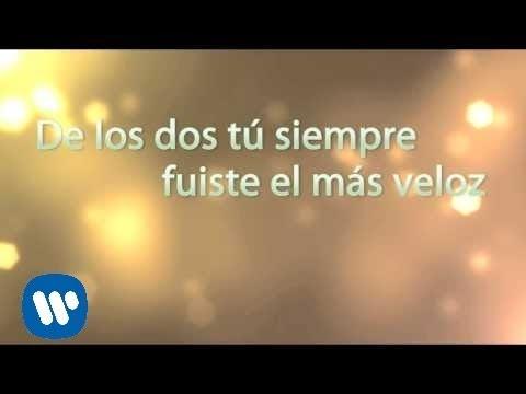 Jesse & Joy - Corre  (Lyric Video)