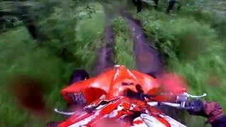 8. 2014 YFZ450R Woods Riding
