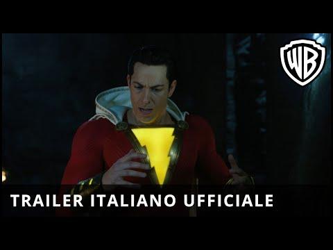 Preview Trailer Shazam!, trailer ufficiale italiano