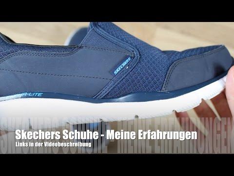 Skechers Sneakers Schuhe im Test/ Review