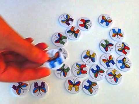 Видео - Бабочки