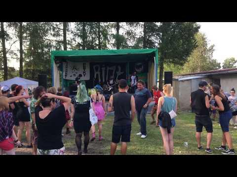 Rachot Petky - LIVE @ Riot fest open-air Horní Loděnice 21.7.2018 4K (видео)