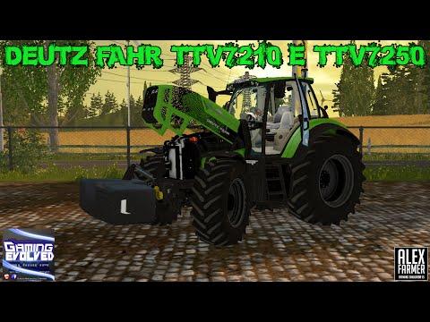 Deutz Fahr TTV 7250 v4.0