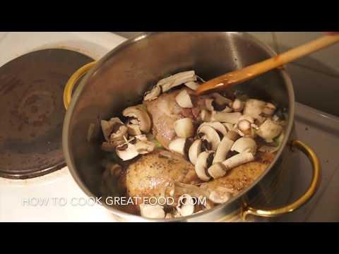 Italian Cream & Mushroom Chicken Recipe