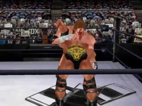 WWF No Mercy - Championship Mode (WWF Championship 1)