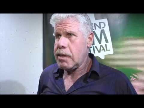 Dermaphoria - Ron Perlman interview - 13th East End Film Festival