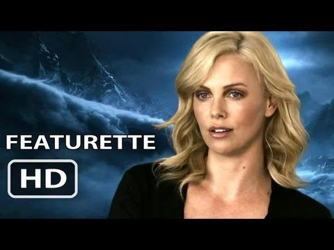 Prometheus (Featurette 'Charlize Theron as Merideth Vickers')