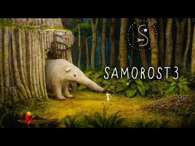 Видео к игре Samorost 3