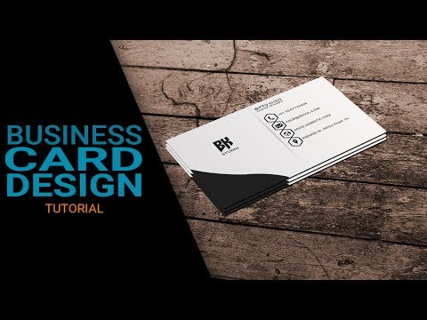 Business card designer plus 11620 business card design in photoshop cs6 cs3 cs5 cc reheart Gallery