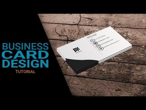 Business card designer plus 11620 business card design in photoshop cs6 cs3 cs5 cc reheart Choice Image