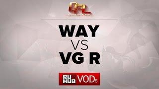 VG Reborn vs WAY, game 2