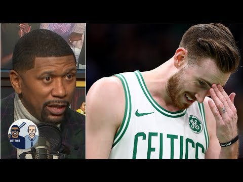 Video: Are the Warriors right about Gordon Hayward being a liability for the Celtics? | Jalen & Jacoby