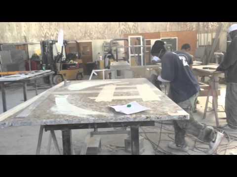 fabrication granite countertops