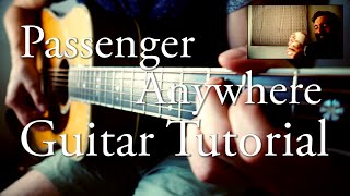 In this video I am explaining how to play the song Anywhere by Passenger. Both the electrical and the acoustic guitar part! Tabs along with the chords and lyrics ...