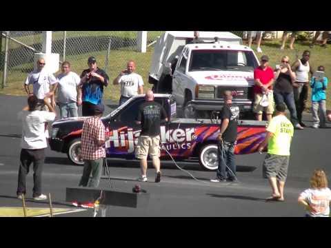 NOPI Nationals 2013 Hijacker dancer truck