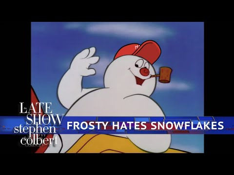 Frosty The Snowman's New Hat