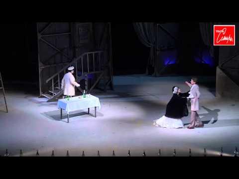 Спектакль \Таланты и поклонники\ | Театр Сатиры