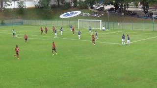 Cruzeiro Sub-16 3 x 1 Flamengo - Amistoso 02/11/2016