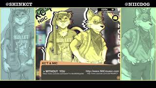 """A collaboration between RealKCT and NIIC the Signing Dog! It's """"Without You""""!All Instruments & Arrangement by RealKCTVocals, Song, Lyrics & Additional Sequencing by NIIC the Singing Dog (c) '15NIIC - www.YouTube.com/niictracksREALKCT - www.youtube.com/realkct(Apologies for the mix quality, we'll blame Logic Pro's export compression for that abortion. Better quality version to come on Soundcloud.) The original version is still available to listen at:https://www.youtube.com/watch?v=18mWXSkpjtULYRICS:I've banged my head against the wallYeah, all night longJust trying and trying again to get your nameThis club has been no help at allBut I'm not giving up!No, all I need tonight's to get your nameBecause you're like nothing I've metYeah your moves, your curves make me sweatBut your game I'm willing to betForget the dangerAccept the wagerI'm going home with you, yeah!Let's go!Show what your made of!I've laidCards on the table!I'll play right through your gameMy night's not done without you!Come onPlay my emotions!You thinkYou're in control, yeahI'll play right through your gameThis night's not done without you!You make me beg and make me crawlLike an animalWell, games aren't just for children, are they?You think the house will always winWell, think againTonight I'm Ace of Hearts and your jackpot's mine!Because you're like nothing I've metYeah your moves, your curves make me sweatBut your game I'm willing to betForget the dangerAccept the wagerI'm going home with you, yeah!"""