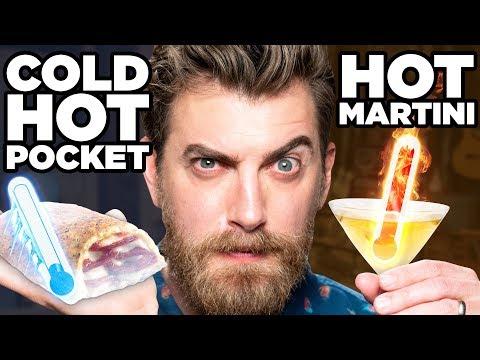 Hot Cold Food Vs. Cold Hot Food Taste Test