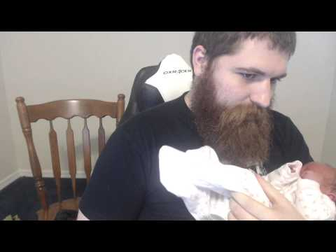 BABY - I introduce my first child, and she farts like an adult male. -- Watch live at http://www.twitch.tv/ellohime.