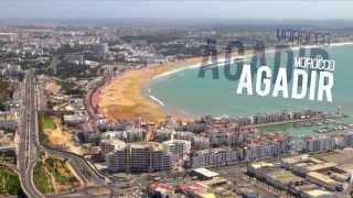 Agadir Morocco  city photos gallery : SHOWREEL AGADIR 2013 (OFFICIAL VIDEO HD)